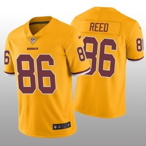Nike  86 Reed Washington redskins NFL jersey NWT
